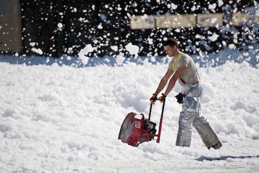 Winterdienst für Gewerbe- und Privatkunden